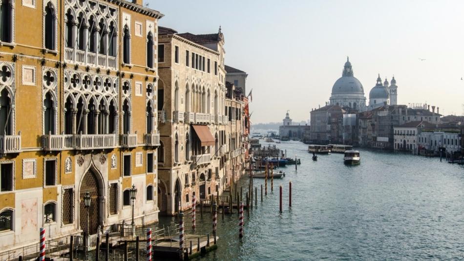 Venetië Italië Gran Canal