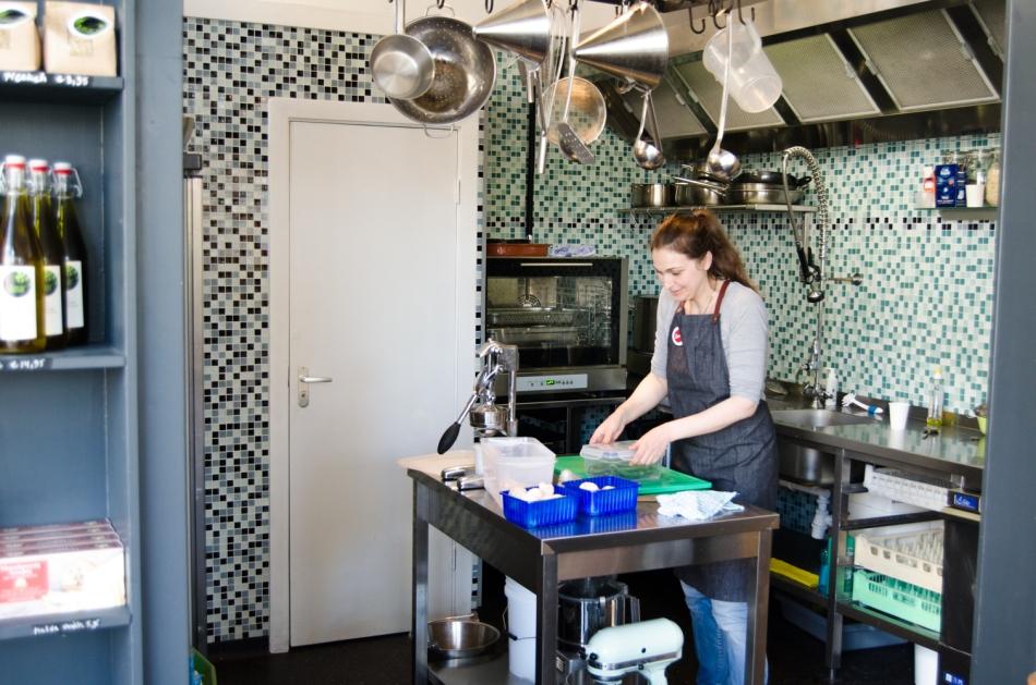 Hotspot Utrecht Juuls Hummus keuken