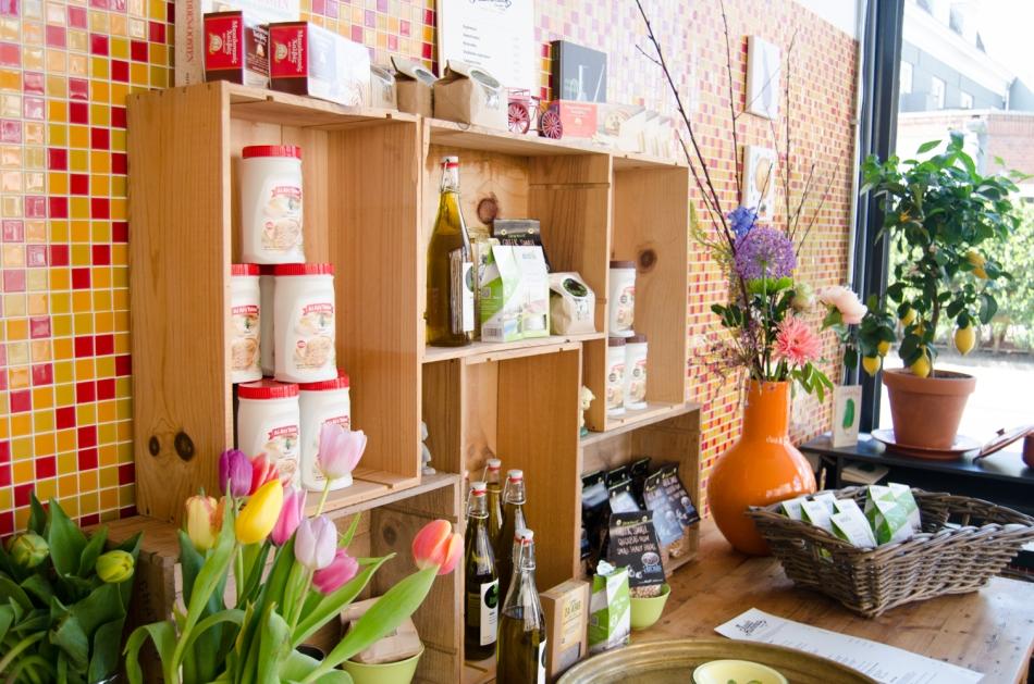 Hotspot Utrecht Juuls Hummus producten