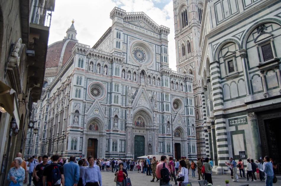 Florence Kathedraal Duomo