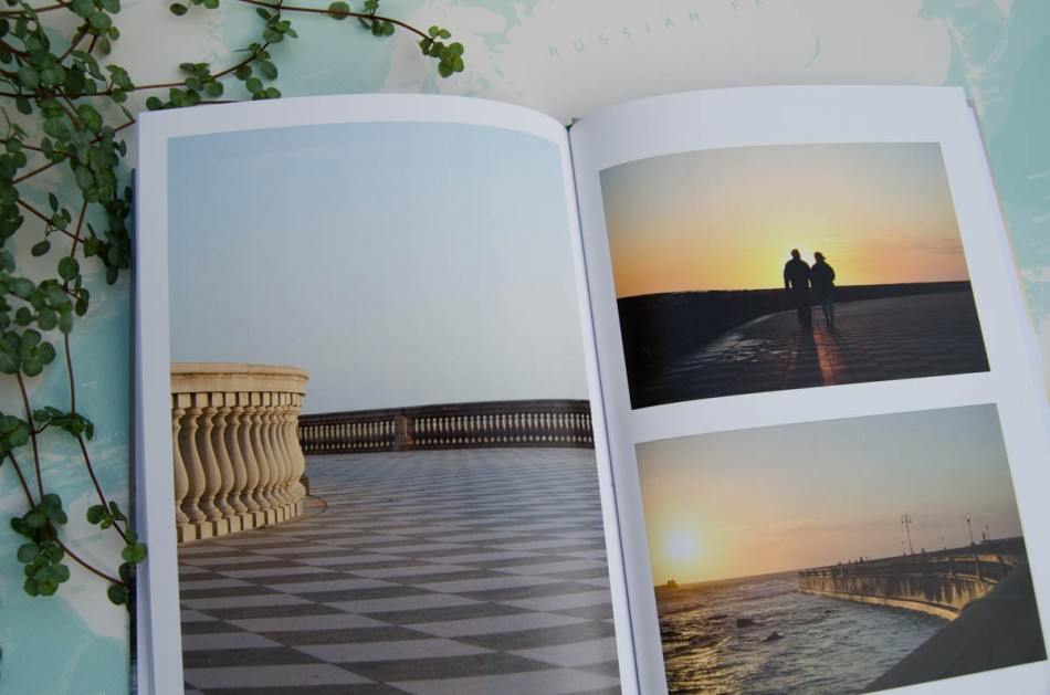Fotoboek Italë review