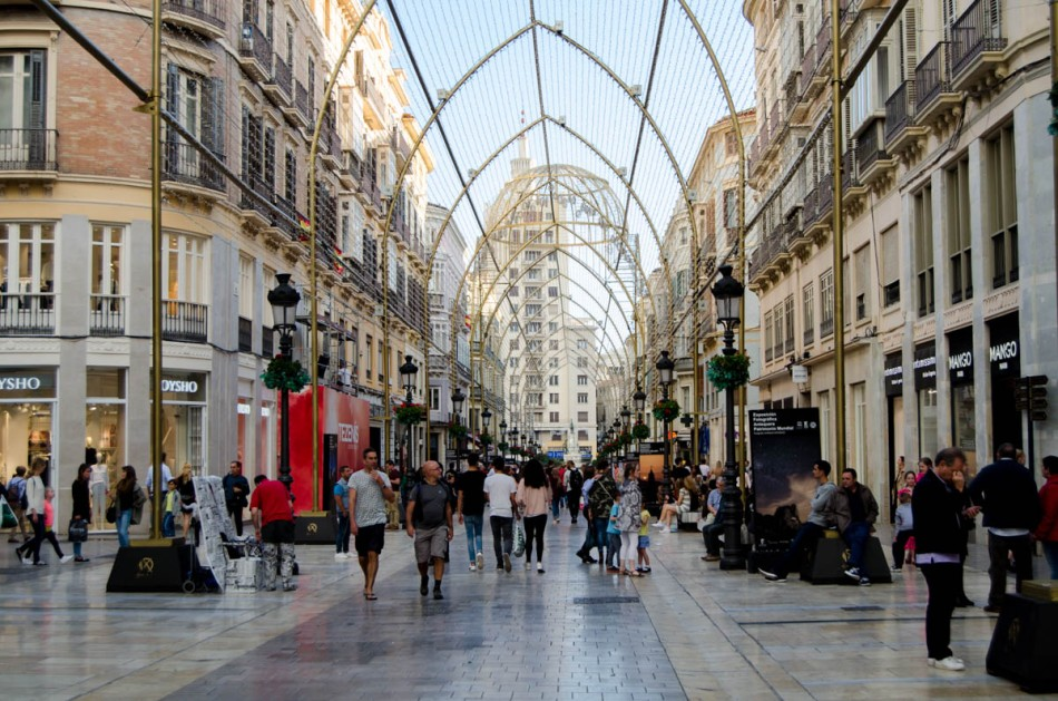 Rondreis Andalusië Malaga