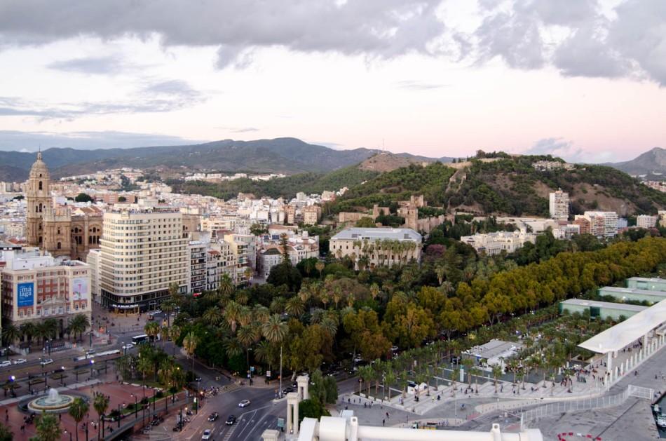 Rondreis Andalusië Malaga-9