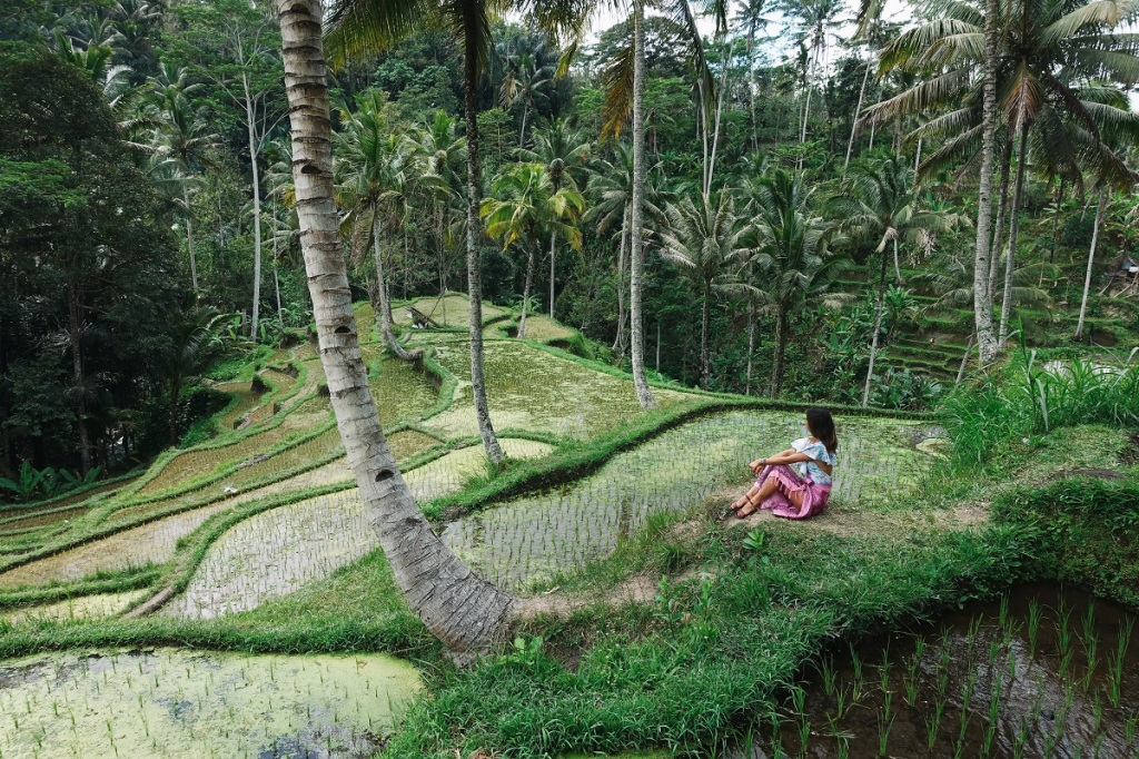 Bali reisplannen