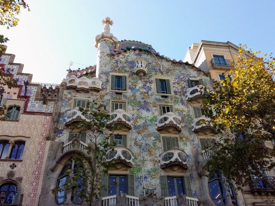 Citytrip weekend barcelona