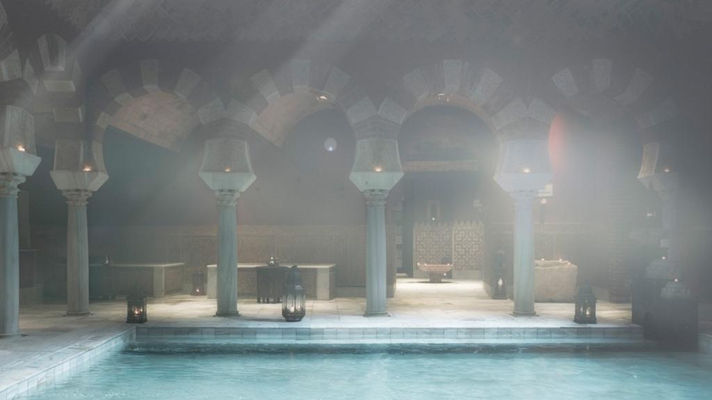 Hammam al Andalus Cordoba