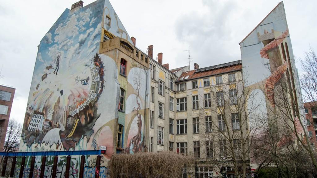berlijn streetart