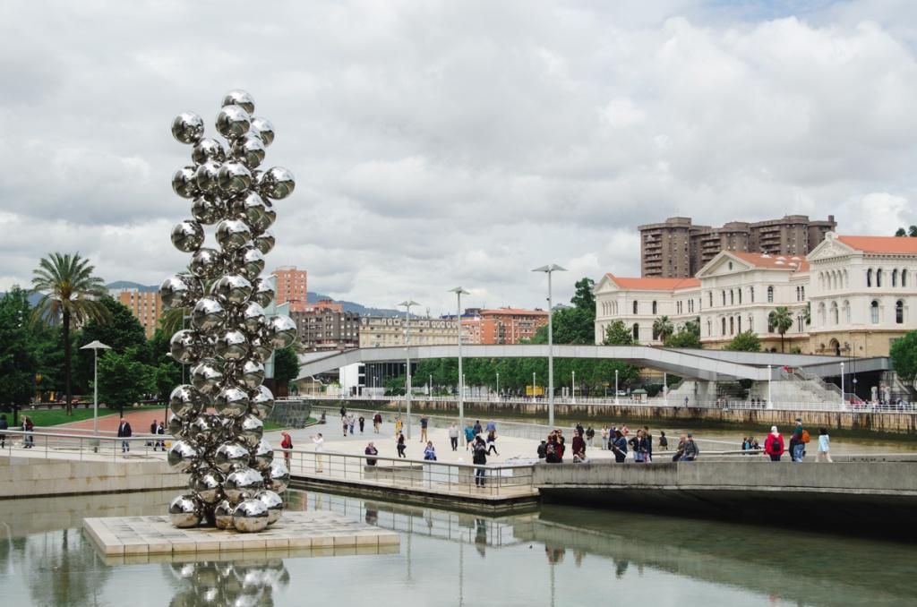citytrip Bilbao