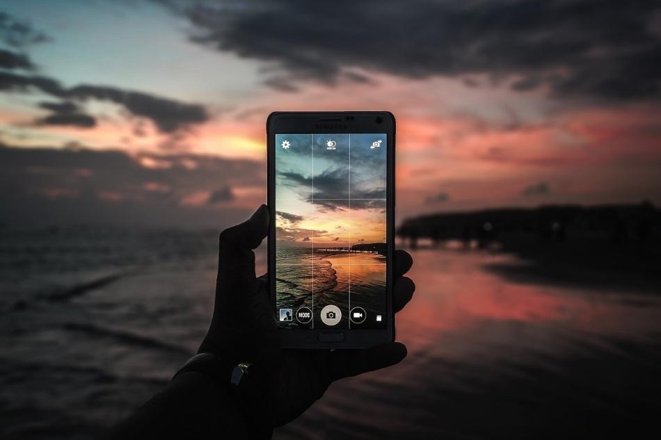 foto's maken smartphone