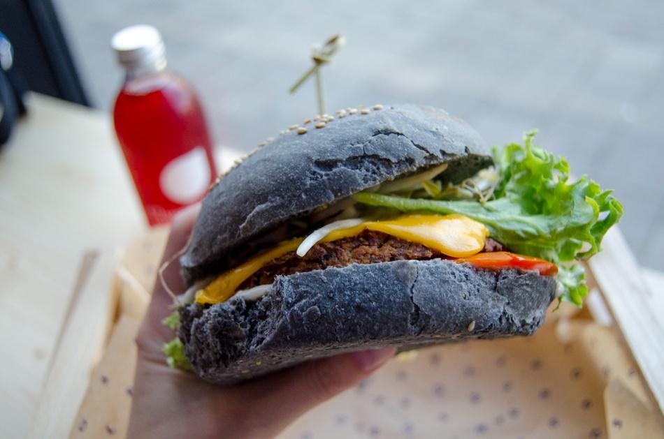 flower burger rotterdam