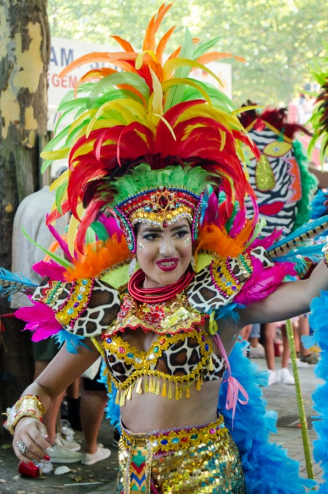 rotterdam zomercarnaval straatparade 2018