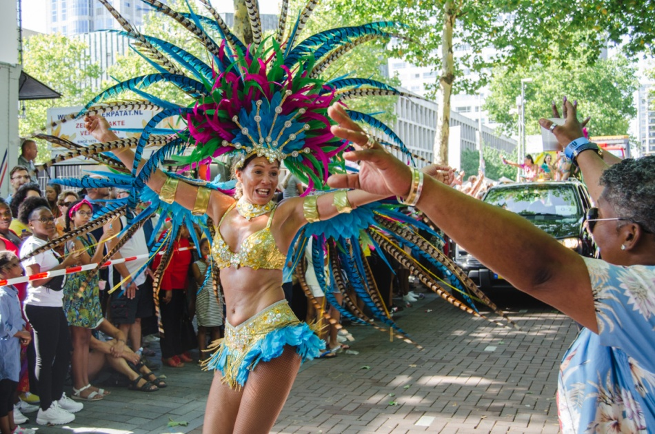 rotterdam zomercarnaval straatparade 2018-2